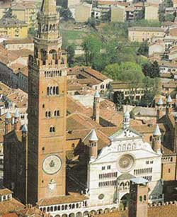 Cremona (Italy), most famous luthiery town in the world