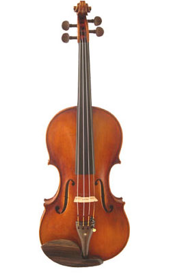 Il Cannone, violin by Giuseppe Guarneri