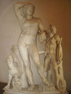 Dionysus (Palazzo Altemps, Rome, Italy)