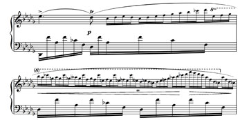 Typical Chopin Passage